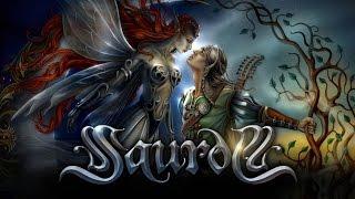 SAUROM - La mujer dormida (Audio oficial con letra)