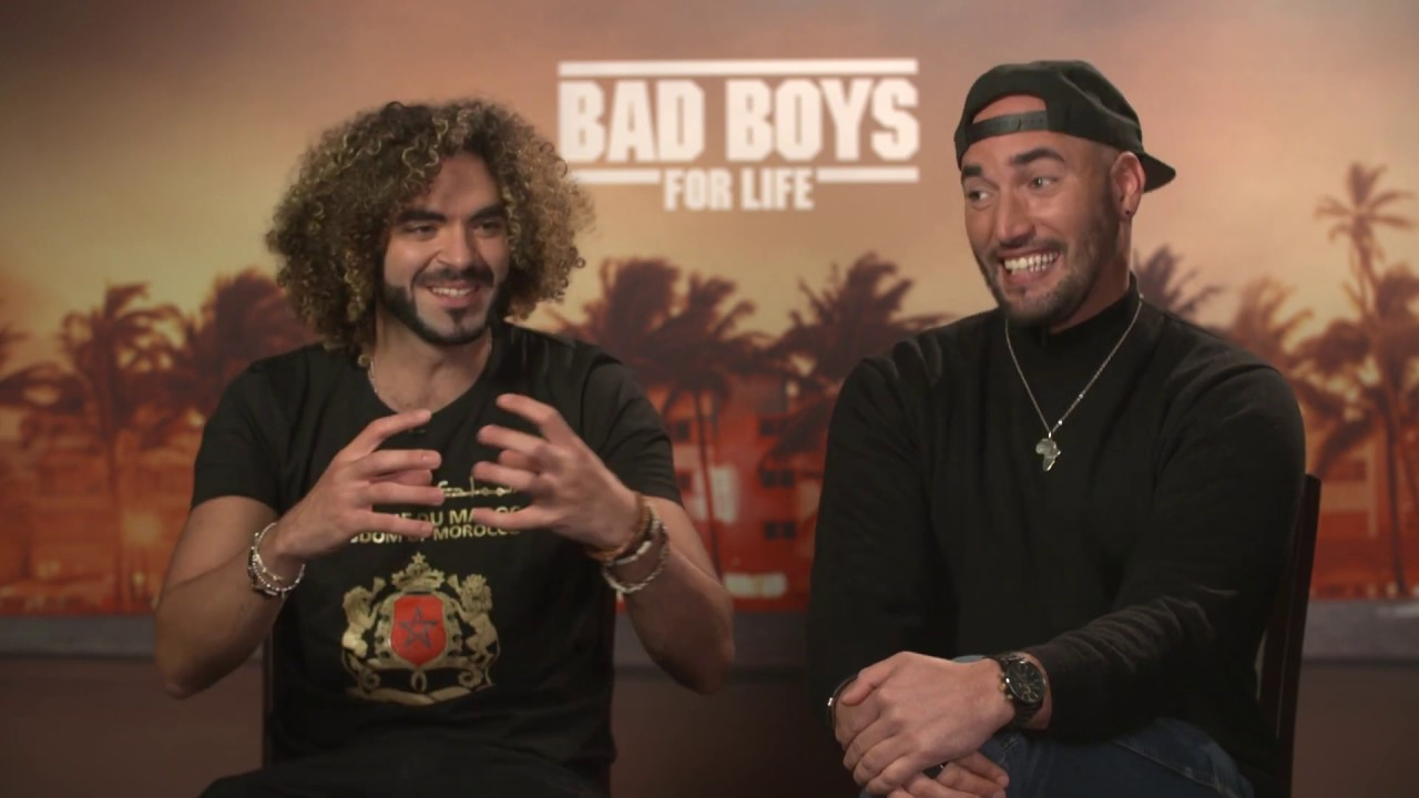 Interview met 'Bad Boys for Life' regisseurs Adil El Arbi en Bilall Fallah
