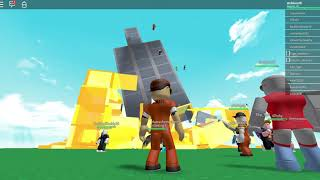 Roblox video , malo to byt minecraft