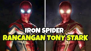 7 Hal Menarik Iron Spider Yang Di Rancang Tony Stark MP3