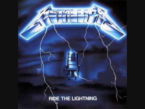 Metallica-Ride The Lightning (Lyrics)