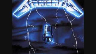 Metallica-Ride The Lightning (Lyrics)