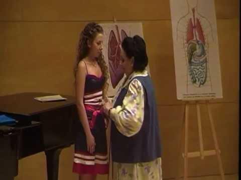 Montserrat Caballé - Master Class 2011