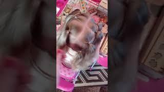 Прическа для дочки