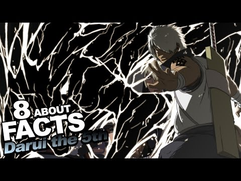 "8 Facts About Darui The 5th Raikage You Should Know!!! W/ ShinoBeenTrill ""Naruto Shippuden Anime"""