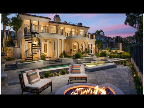 22 Pelican Point Drive,  Newport Coast, CA 92657