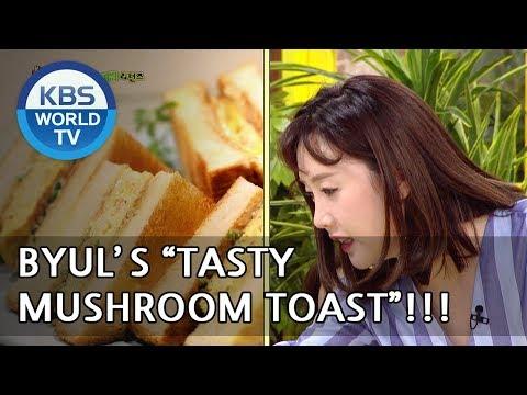 Byul's Tasty Mushroom Toast: