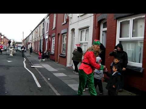 Picton Ward Christmas Celebrations 2013