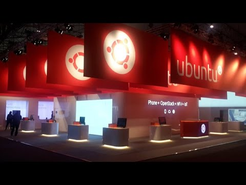 Mobile World Congress 2016 | Mark Shuttleworth talks Ubuntu.