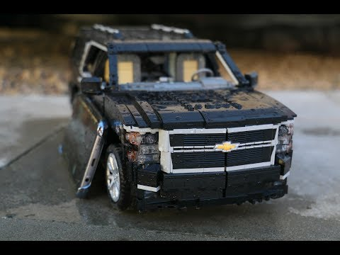 Lego Technic RC Chevrolet Suburban