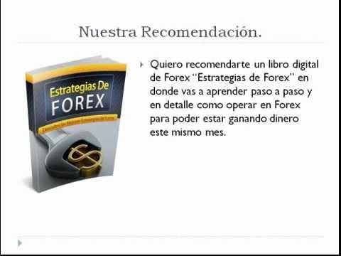 Estrategias forex 2013