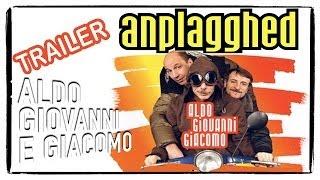Anplagghed - Trailer | Aldo Giovanni e Giacomo