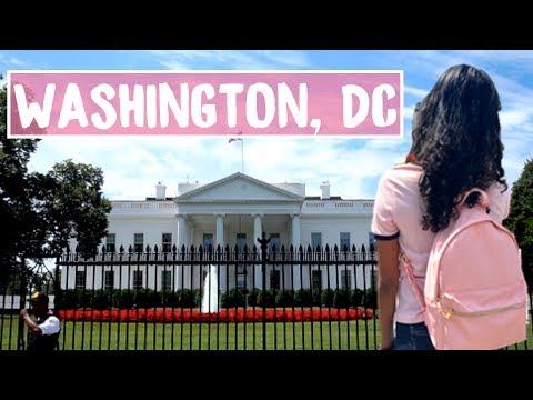MI VIAJE POR WASHINGTON! (Princeton, Casa Blanca y más) | Viaje Parte #1