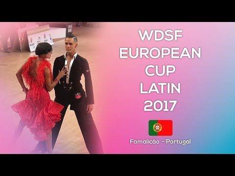 Aldaev & Polukhina (RUS) | WDSF European Cup Latin 2017 | 1/4 - Rumba