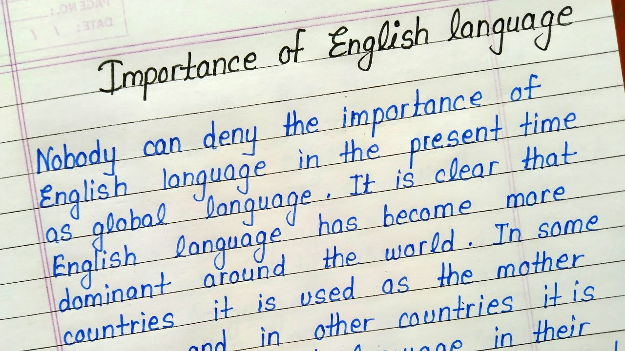 Short essay on languages of india do send cover letter attachment