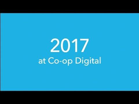 Co-op Digital 2017 highlights