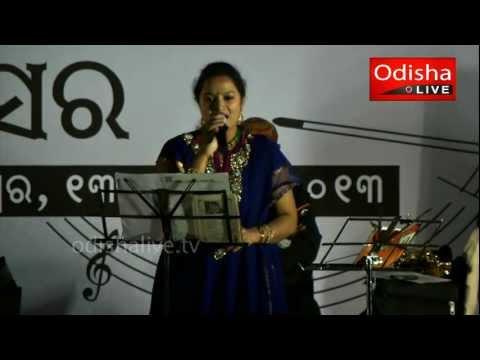 Mo Dehare Bolidia Ranga Haladi - Manasi Patra - Odia Song - HD