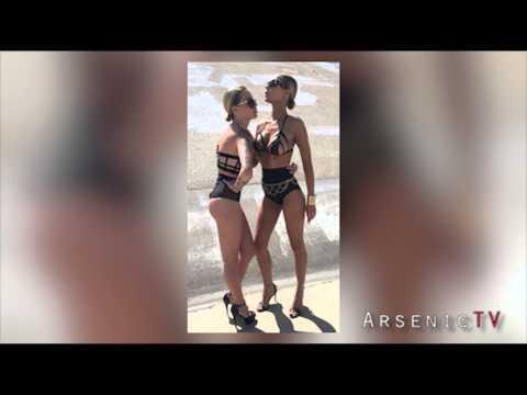 ArsenicTV: Michelle Monday | Tina Louise & Kate Compton Photoshoot