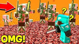 THIS MINECRAFT MOB DISGUISE TROLL ACTUALLY WORKS! (Minecraft Trolling)