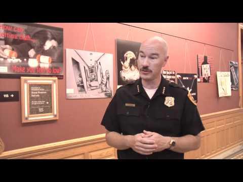 Salt Lake City Police High School Art Contest