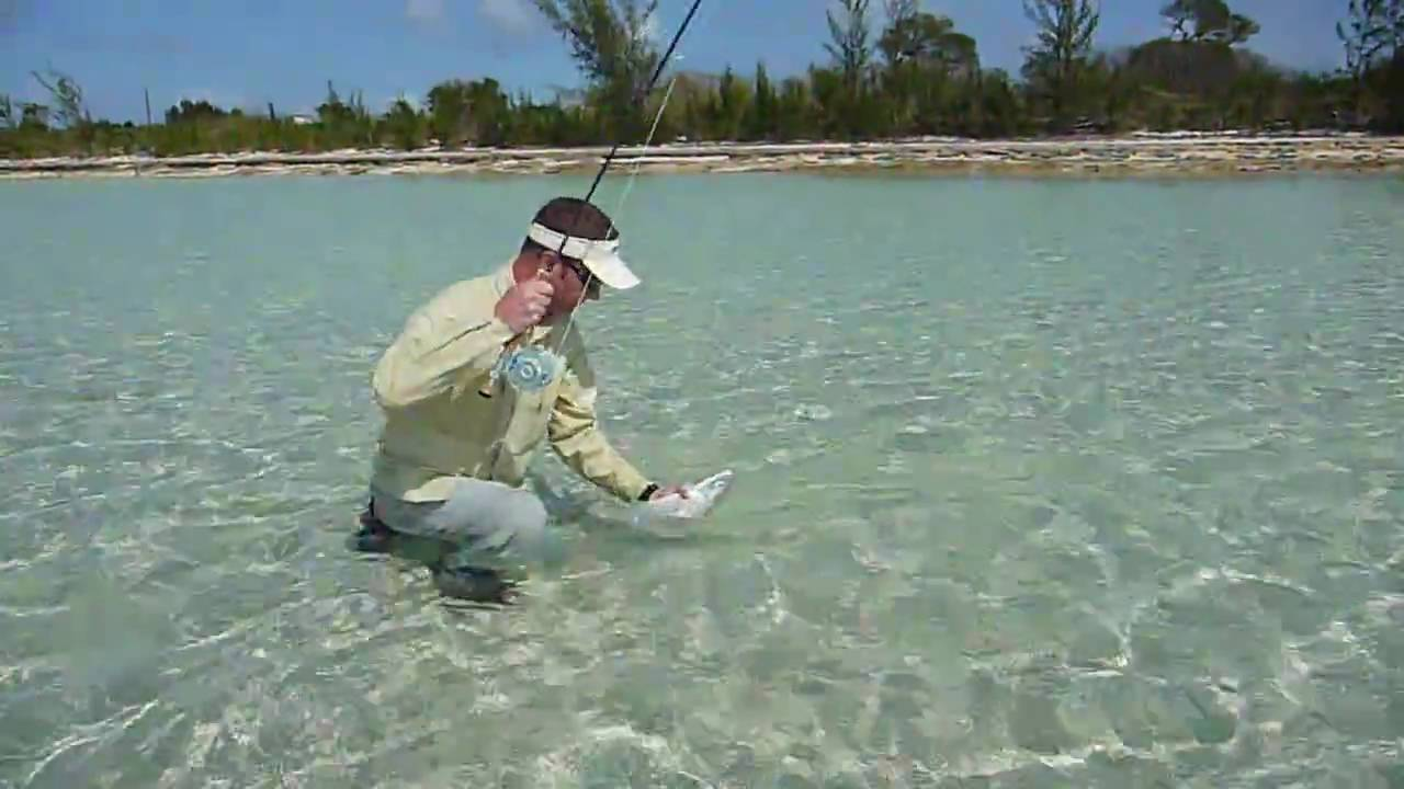 Bahamas bonefish 2009 hd youtube for Fishing nassau bahamas