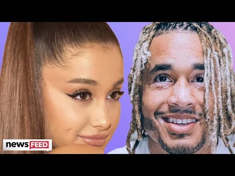 Ariana Grande FLIRTS With Mikey Foster & Reignites Dating Rumors!