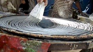 أنا الشاهد: الكنافة البلدية في مصر، هل تأثرت الصناعة اليدوية بالآلية؟
