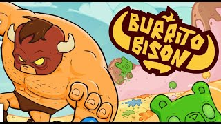 Burrito Bison Full Gameplay Walkthrough