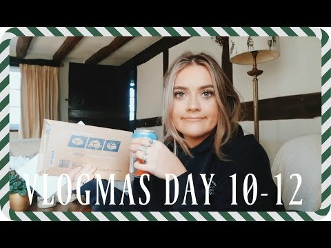 VISCIOUS DOG ATTACK, Reading your letters & Personal style chats | Emmas Rectangle does Vlogmas