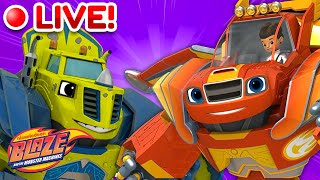 🔴 Blaze's BEST Robot Moments 🤖 ! |  Blaze and the Monster Machines ​