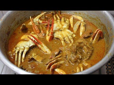 Nandu kulambu in Tamil | நண்டு குழம்பு | Crab kulambu in Tamil | Nandu masala in Tamil
