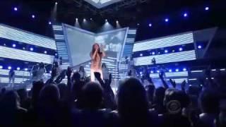 the climb miley cyrus live at acm awards 2009 hq