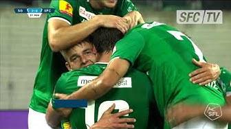 Highlights: FC Saint-Gall - Servette FC 21.09.2019