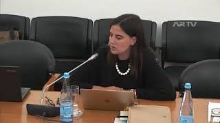 12-09-2018 | Audição do Ministro da Defesa Nacional Azeredo Lopes | Lara Martinho