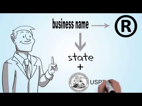 Trademark, Copyright, or Business Name