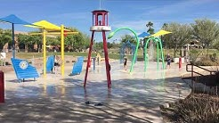 Kids Playing in the Water, Fountain Hills, Az. - Scotttreks.com