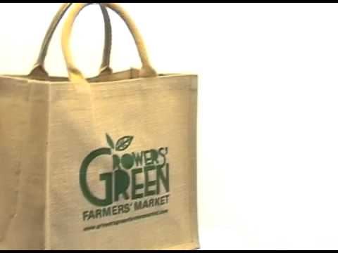 Jute Grocery Bag With Gusset Eco Friendly Bags Whole Australia
