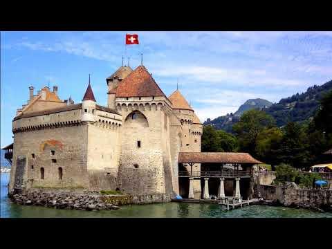 Chillon Castle - Switzerland (HD1080p)