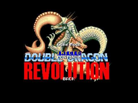 【Open BOR】Double Dragon Revolution / ダブルドラゴン レボリューション【920kun】