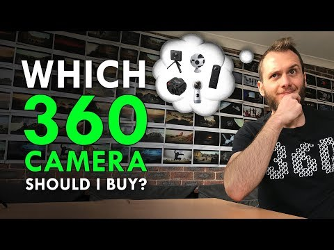 Which 360 Camera Should You Buy Right Now?