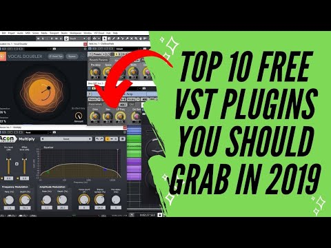Top 100 Free VST Plugins You Should Grab In 2019