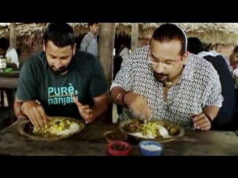 Foodies Rocky, Mayur are in Cuttack