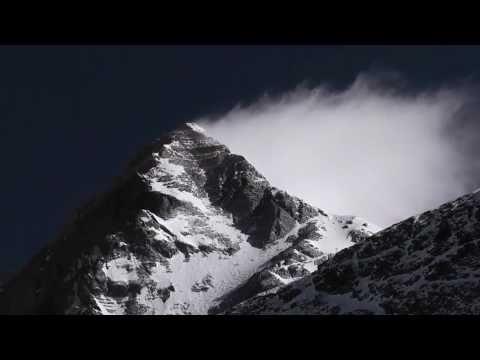 Everest Lhotse Face Climb