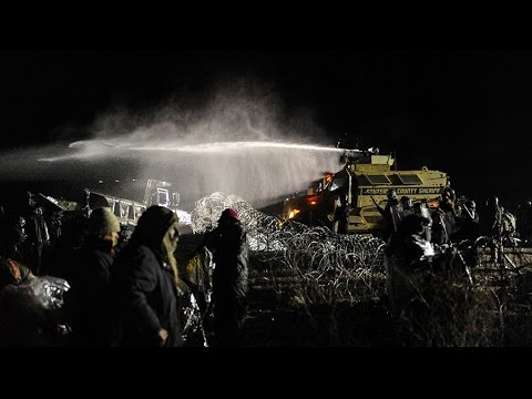 180 DAPL protesters injured in altercations with N. Dakota police