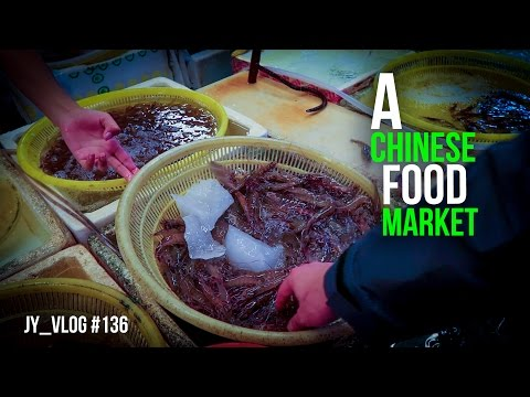 LOCAL CHINESE FOOD MARKET