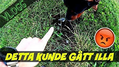 Följ med till HUNDGÅRDEN och utflykt i GÖTEBORG | vlogg