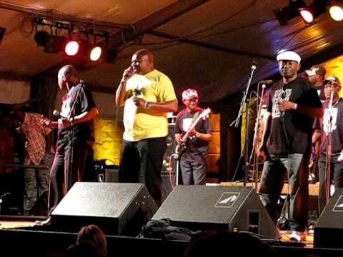 Bana OK - Afrika Festival Hertme - 27 Jun 2009