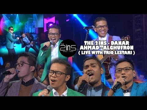 The 2ins, Ahmad, Danar, Alghufron ( Live With Trio Lestari )