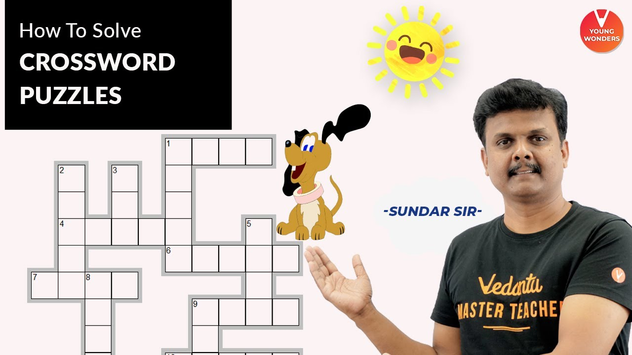 Crossword Puzzles How To Solve Crossword Puzzles Vedantu Class 6 8 Young Wonders Youtube A written statement of rights crossword