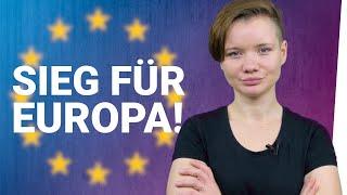 """Franziska Schreiber: """"Der Rechtsruck wurde bei der Europawahl gestoppt!"""""""